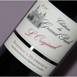 """Château du Grand Puch """"l'Original"""" 2010, Bordeaux Supérieur"""