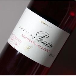 Château Penin 2015, Bordeaux Clairet