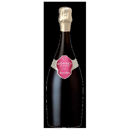 Champagne Gosset Grand Rose