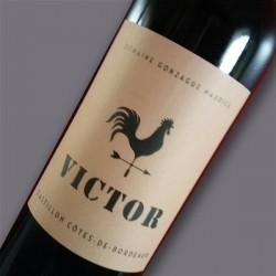 Victor, 2014 Côtes de Castillon