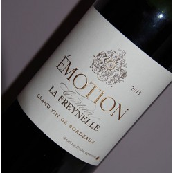 Château la Freynelle 2015 cuvée Emotion Bordeaux rouge
