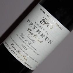 "Château Peybrun 2015 "" Cuvée Colombes "" Cadillac Rouge"