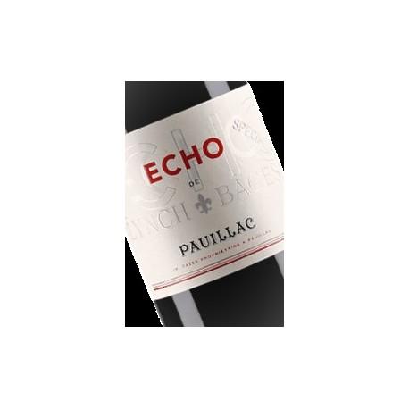 Echo de Lynch Bages 2009 CB 12 Pauillac