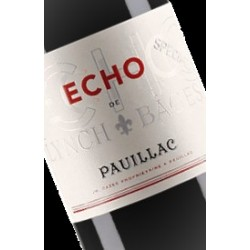 Echo de Lynch Bages 2010 CB 12 Pauillac