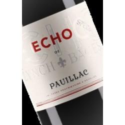 Echo de Lynch Bages 2010 CB 12 Pauillac