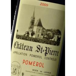 Château Saint Pierre 2009 Pomerol