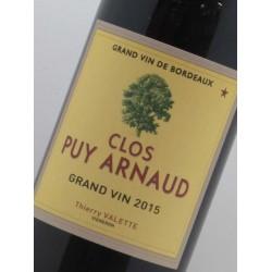 Château Clos Puy Arnaud 2015