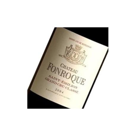 Château Fonroque 2018 primeur