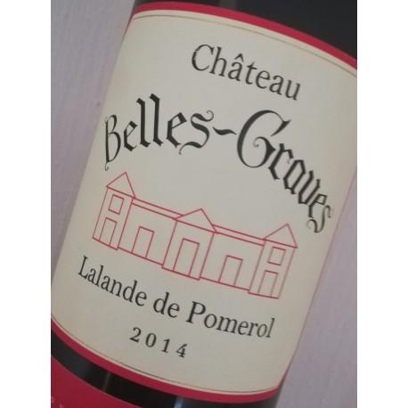 Château Belles Graves 2014 Lalande de Pomerol