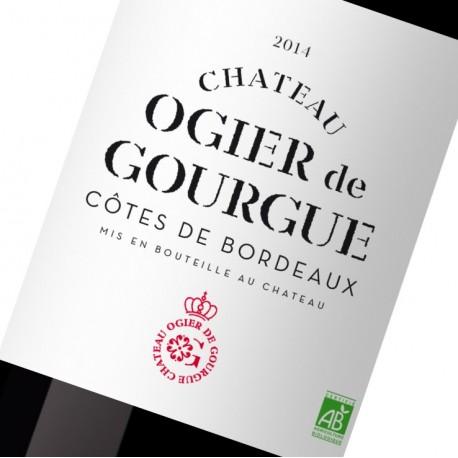 Château Ogier de Gourgue 2014