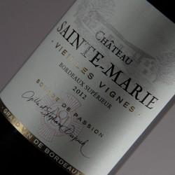 Chateau Sainte Marie Vieilles Vignes